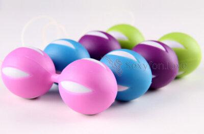 5-87 Вагинальные шарики облегченные