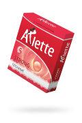 Презервативы ''Arlette'' №3, Strong Прочные 3 шт.