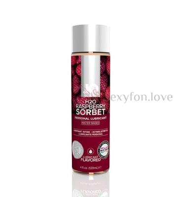 40177 Вкусовой лубрикант Raspberry Sorbet, 120 ml
