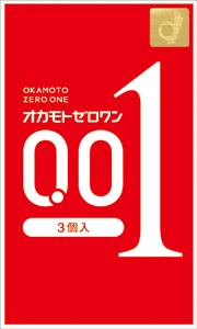 749192 Презервативы Okamoto Zero One