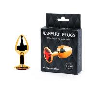 GOLDEN PLUG SMALL, цвет кристалла красный - 50гр