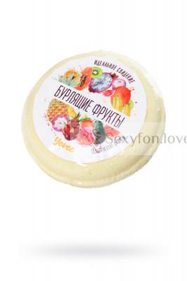 Бомбочка для ванны Бурлящие фрукты