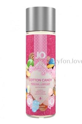 Вкусовой лубрикант Candy Shop Cotton Candy (сахарная вата) 60 мл