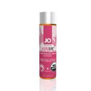 41002 Съедобный лубрикант на водной основе JO Organic со вкусом клубники, 30 мл