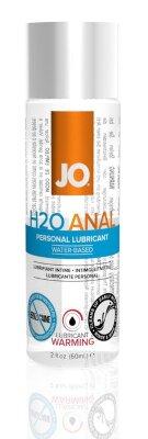 40109 Анальный обезболивающий и согревающий лубрикант на водной основе Anal Premium Warming