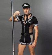 сексуальный костюм пилота