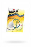 Презервативы Luxe КОНВЕРТ, Постельное двоеборье, 18 см, 3 шт