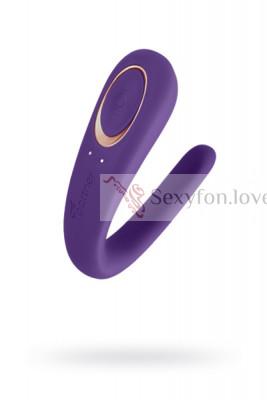 2008-2 Многофункциональный стимулятор для пар Satisfyer Partner Toy,  18,5см