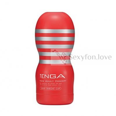 Мастурбатор Тenga Deep Throat Cup