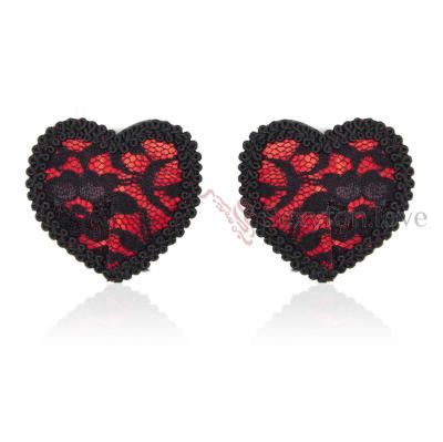 Стикини, красное сердце