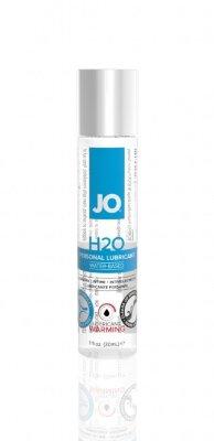 Возбуждающий и согревающий Lubricant H2O Warming (30 мл)