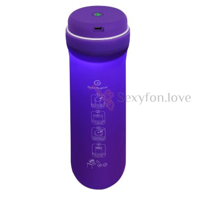 Mini Bar портативный дезинфектор, фиолетовый