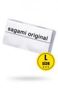 Презервативы Sagami Original 002 L-size,гладкие №10