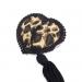 Стикини с кисточками, леопард
