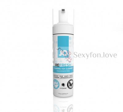 Антибактериальная очищающая пенка для игрушек Anti-Bacterial Toy Cleaner System JO