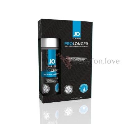 Пролонгирующий спрей для мужчин Prolonger Desensitizing Spray SYSTEM JO