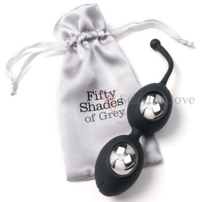 40166 Вагинальные шарики Delicious Pleasure Fifty Shades of Grey
