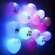 224-96 Воздушные шары светящиеся
