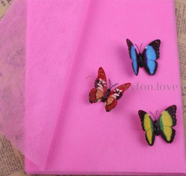 180-49 Фетр, розовый