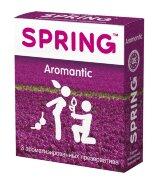 Презервативы ароматизированные Spring Aromantic, 3 шт.