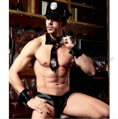 70-22 Костюм полицейского, мужской