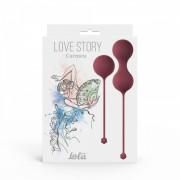 Набор вагинальных шариков Love Story Carmen