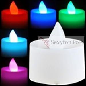 58-5 Светодиодная свеча