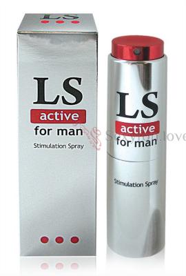 Спрей с возбуждающим эффектом для мужчин