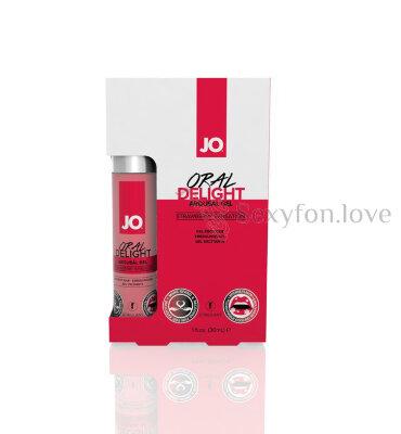 Гель для оральных ласк Oral Delight (Strawberry Sensation), 30 мл