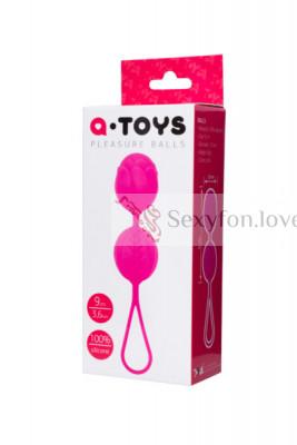764001 Вагинальные шарики TOYFA A-Toys